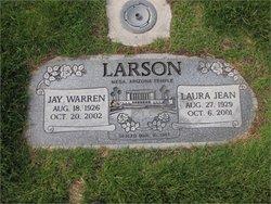 J Warren Jay Larson