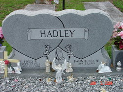 Fred Ruben Hadley