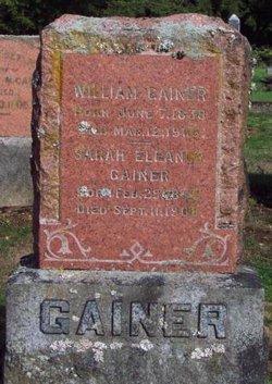 Sarah Eleanor Gainer