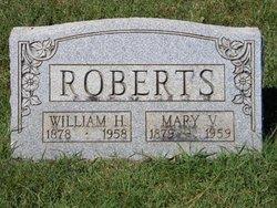 Mary V Roberts