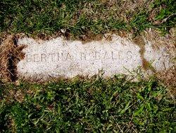 Bertha Rebecca <i>Ropp</i> Bales