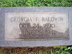 Georgia F. Baldwin