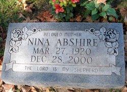 Nina Abshire