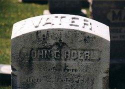 John George Hoerl, Sr