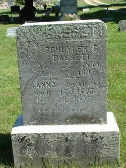Schuyler S. Bassett