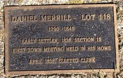 Daniel Merrill