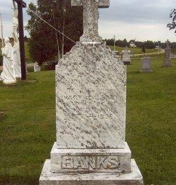 Marie Mary <i>Gallant</i> Banks