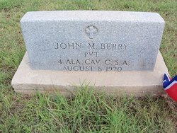 John Miles Berry