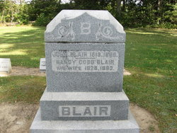 Nancy <i>Cobb</i> Blair