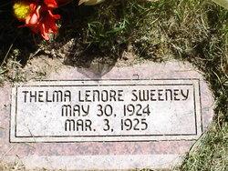 Thelma Lenore Sweeney