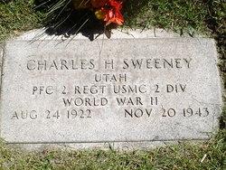 PFC Charles H. Sweeney