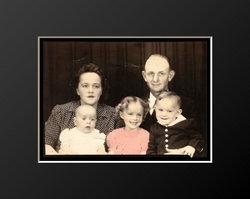 Edith Mae Babe <i>Thompson</i> Oyler