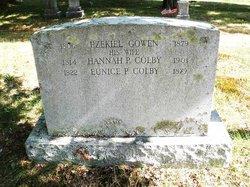 Hannah Pettingell <i>Colby</i> Gowen