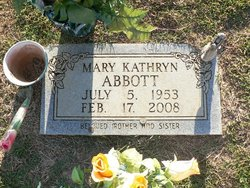 Mary Kathryn Abbott