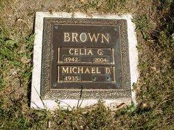 Celia <i>Griffiths</i> Brown