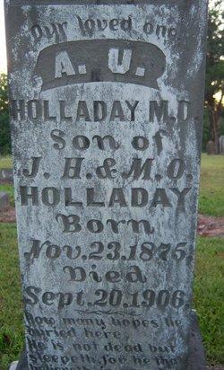 A. U. Holladay