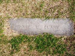 Eugenia Lillian Jennie <i>Hicks</i> Clark