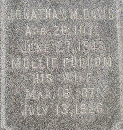 Jonathan McMillan Davis