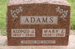 Alonzo J. Adams