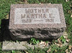 Martha Eliza <i>Stratton</i> Bailey