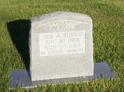 Ira Anderson Burks