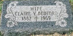 Claire V. <i>Madden</i> Bedford