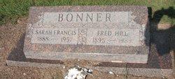 Sarah Frances <i>McClure</i> Bonner