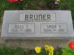 Ross Thomas Bruner