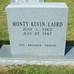 Monty Kevin Laird