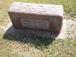 Emma Magdolena <i>Blessing</i> Cline