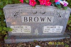 Homer Stanley Brown