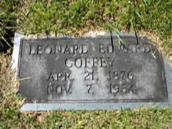 Leonard Edward <i>(Eddie)</i> Coffey
