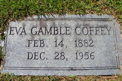 Eva Jane <i>Gamble</i> Coffey