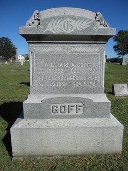 William Albert Goff