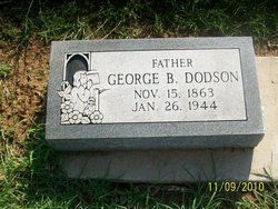 George Bell Dodson