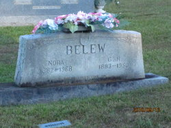 Carrie Elnora Nora <i>Rigsby</i> Belew