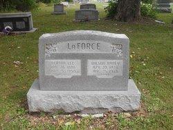Bertha <i>Pigg</i> LaForce