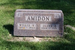 Olive Blanche <i>Whiteley</i> Amidon