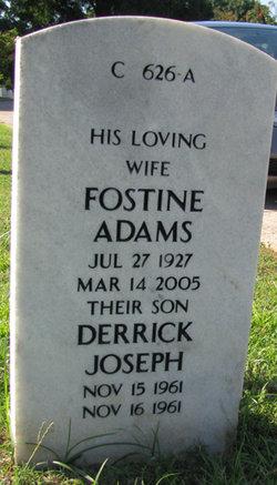 Derrick Joseph Adams