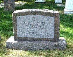 Robert J Antonelli