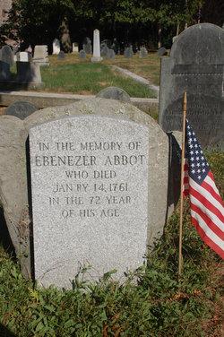 Ebenezer Abbott