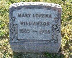 Mary <i>Leveck</i> Williamson
