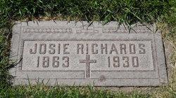 Josie <i>Snyder</i> Richards