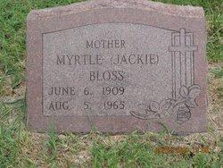 Myrtle Irene <i>Blythe</i> Bloss