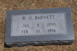 William Hezekiah Barnett