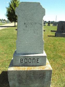 Rosetta <i>Johnson</i> Boone