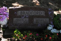Arden J Bradford