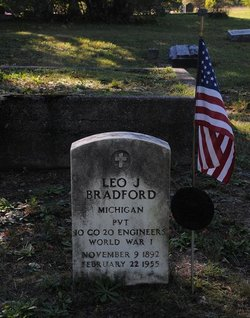 Leo J Bradford