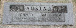 Martha Marie <i>Wiem</i> Austad