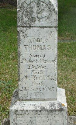 Adolf Thomas Bakke